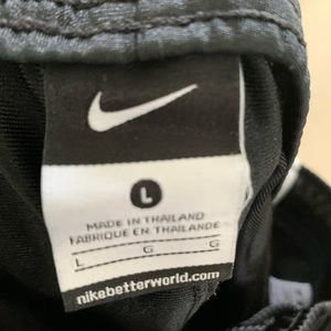 Nike black sweat pants
